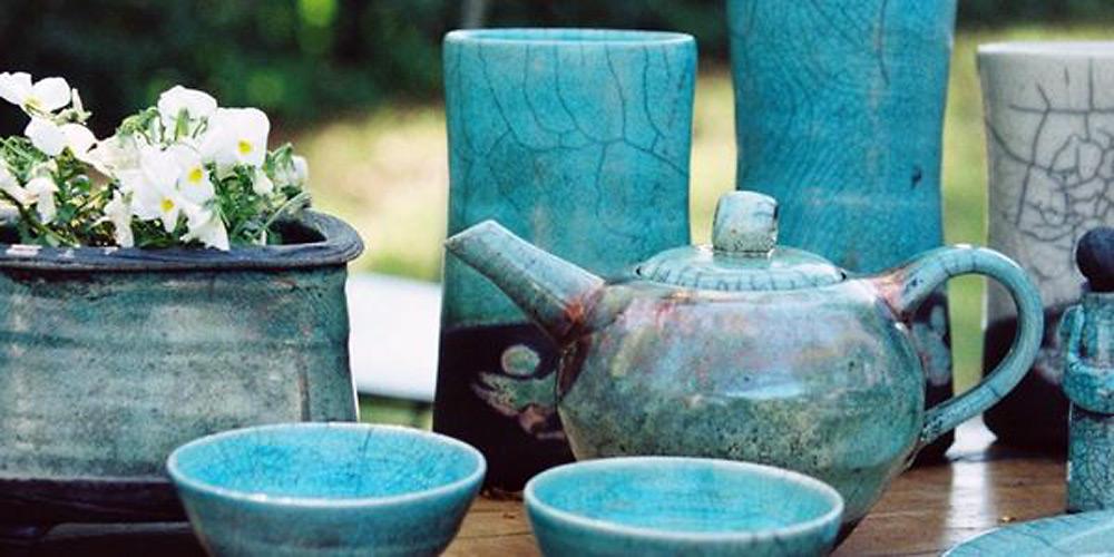 Raku Keramik Andrea Schlief